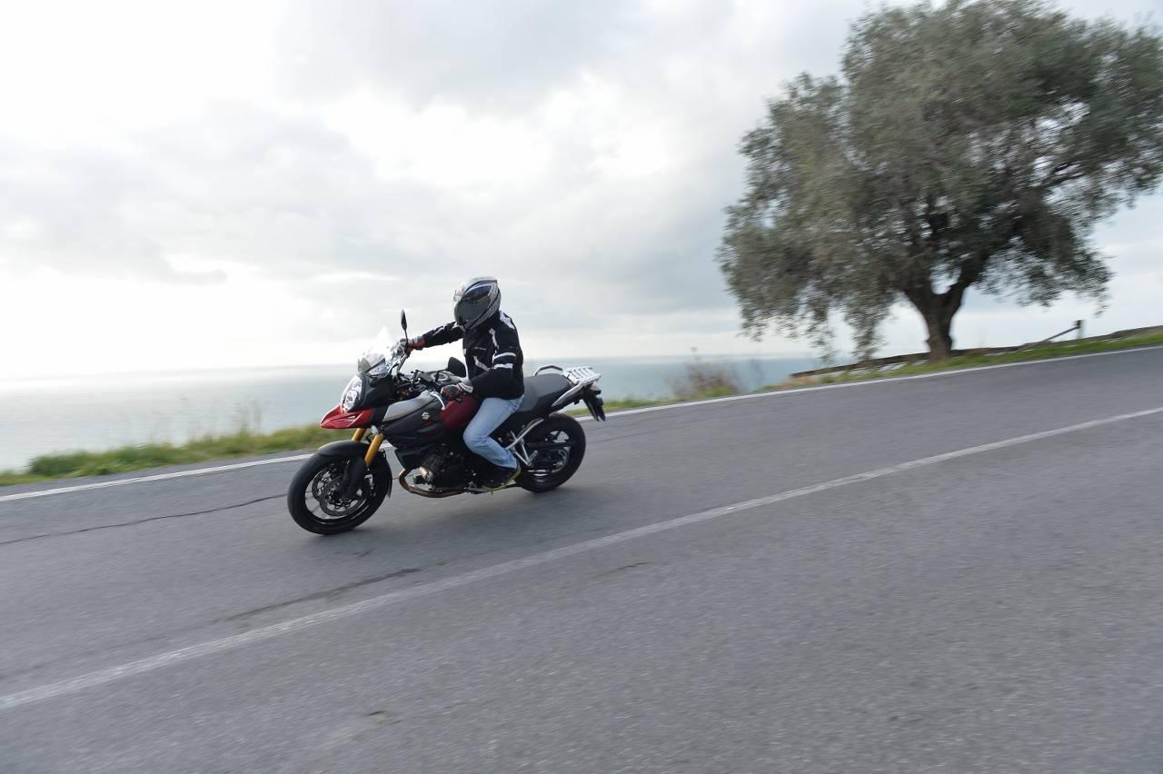 2014 suzuki v strom 1000 abs ridden rated rider magazine