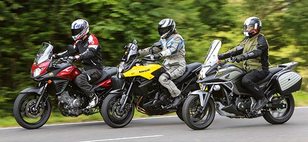 Httpmotorradfahrer Onlinede Suzuki V Strom 650 Vs Kawasaki