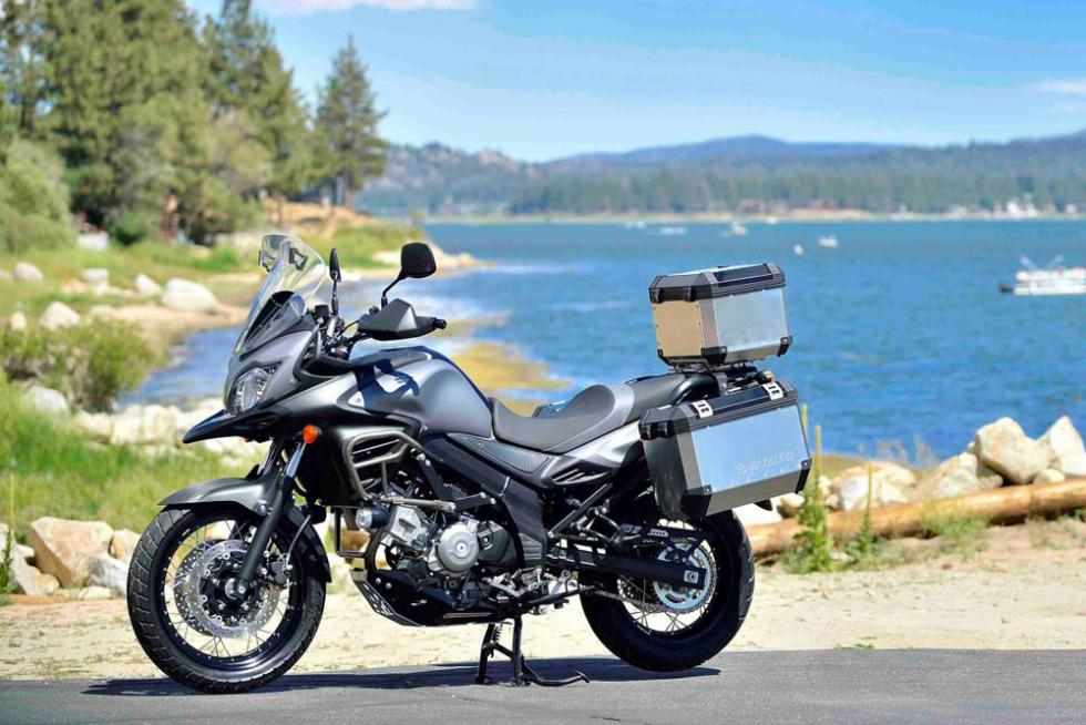 Official Information On The 2015 Suzuki V Strom 650xt Abs