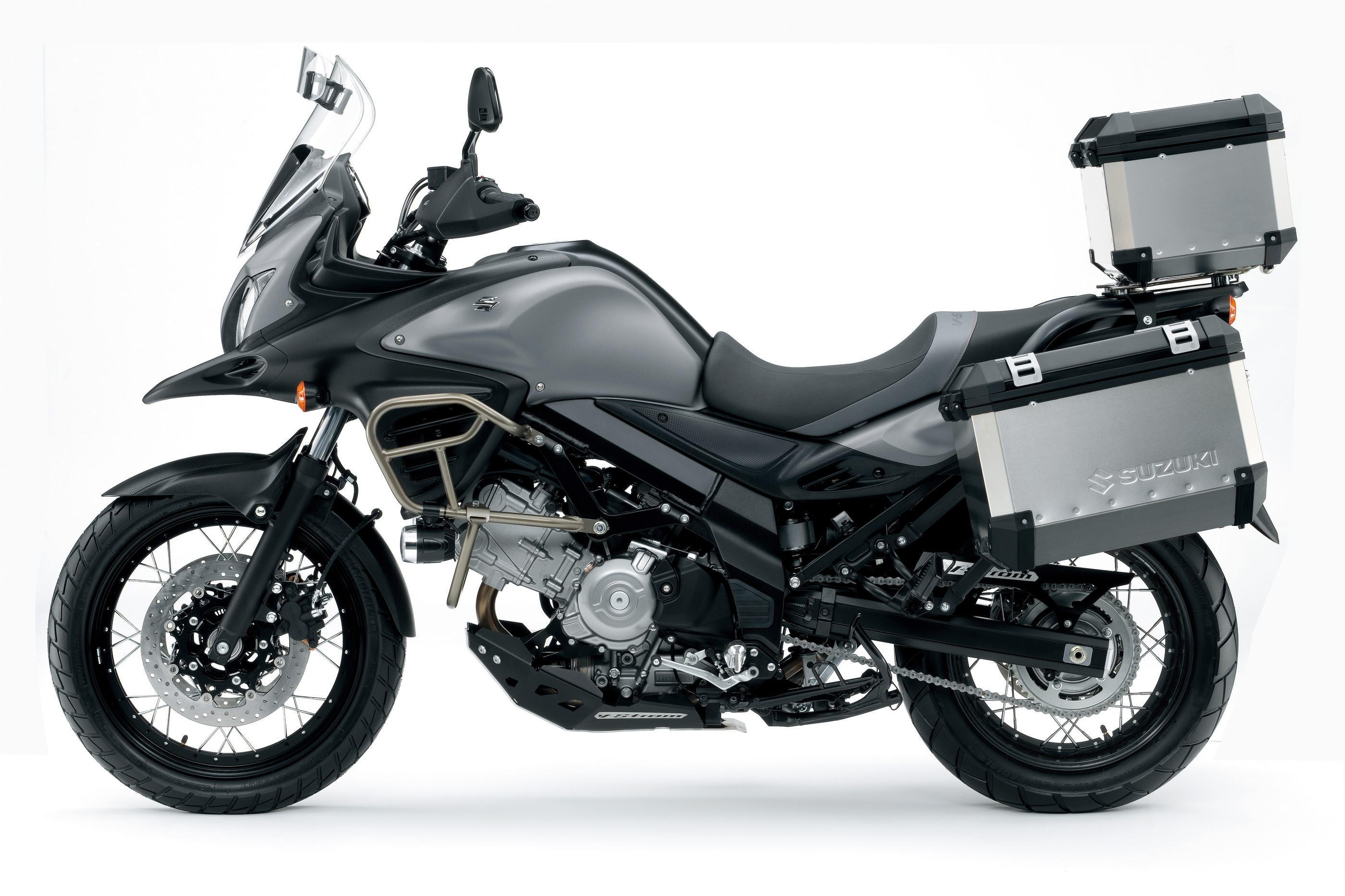 Official Information On The 2015 Suzuki V Strom 650xt Abs A Pair Of