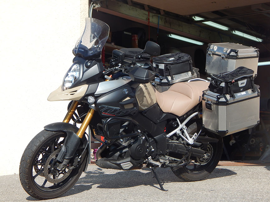 a pair of stroms | v-strom adventure riders | page 23