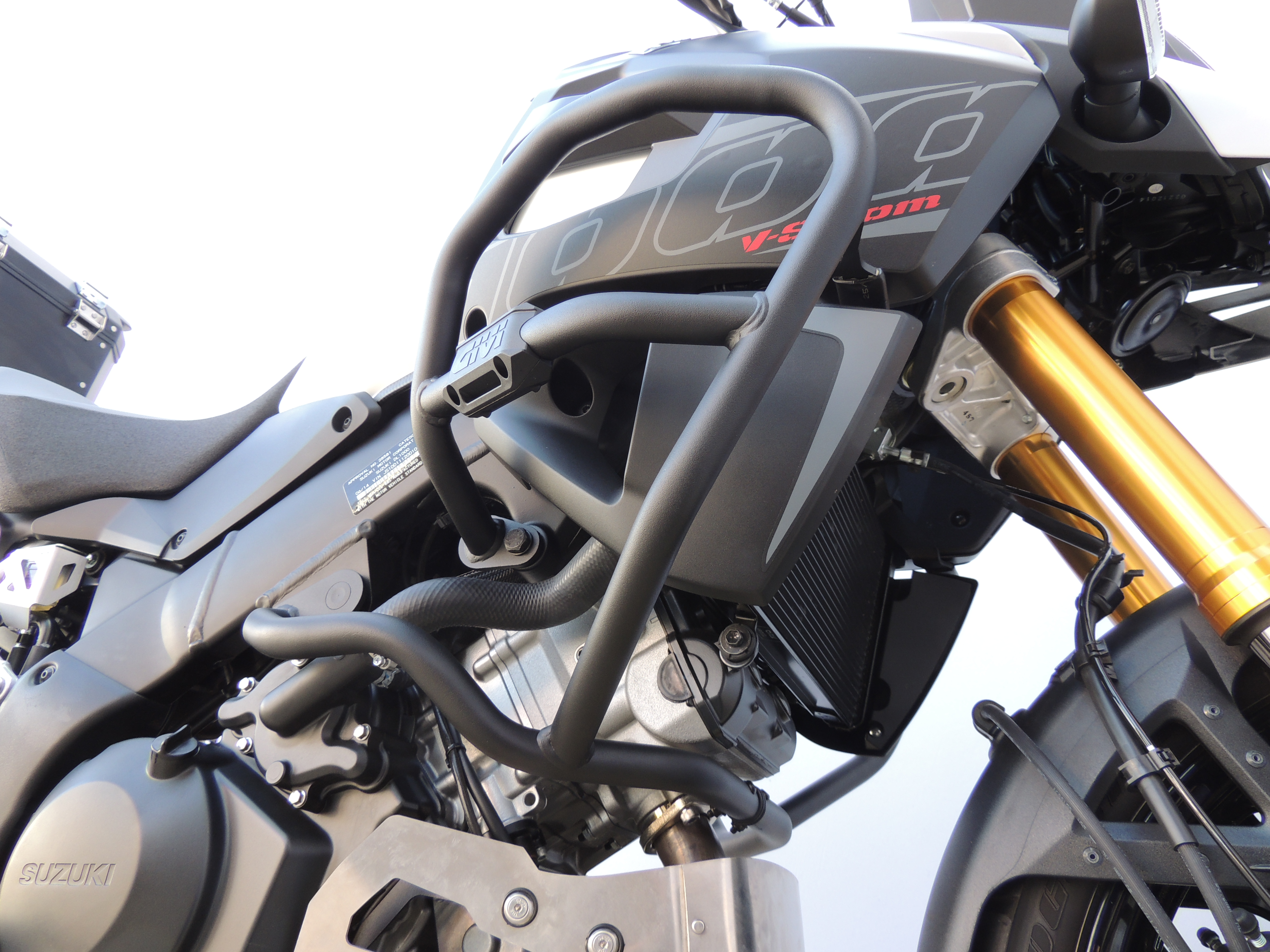 Tn3105 Crashbars