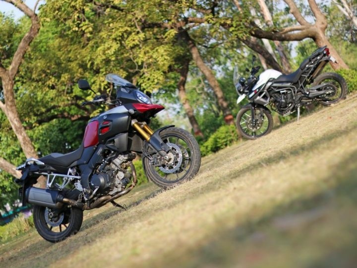2016 Triumph Tiger Explorer ADV First Ride Review | Cycle ...